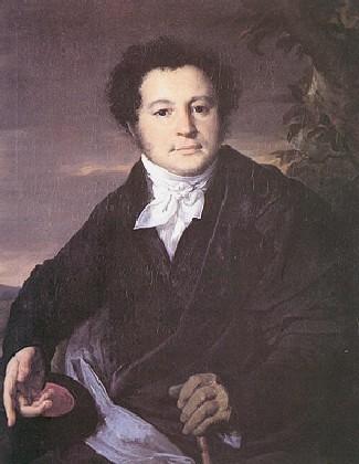 В тропинин портрет а а санникова 1823