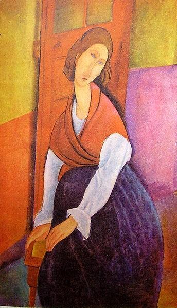 Portr?t der Frau van Muyden Year1917