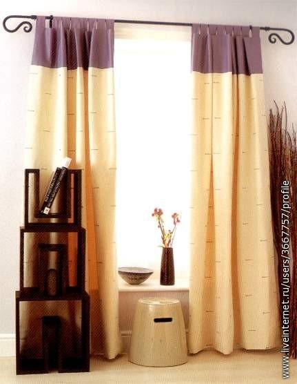 шторы на двери - Мода и модные вещи.