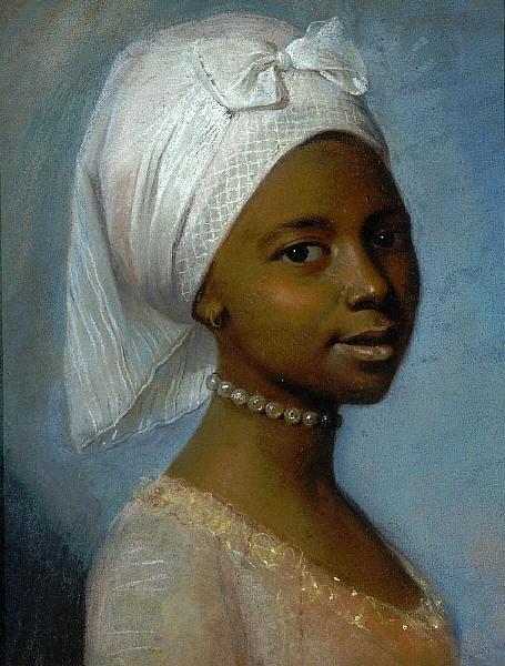 Jean Etienne Liotard - Portrait of a Young Woman