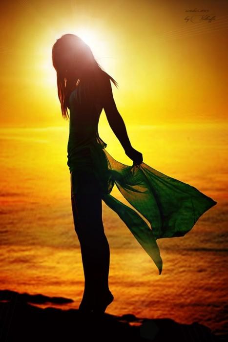 картинки лето девушки море