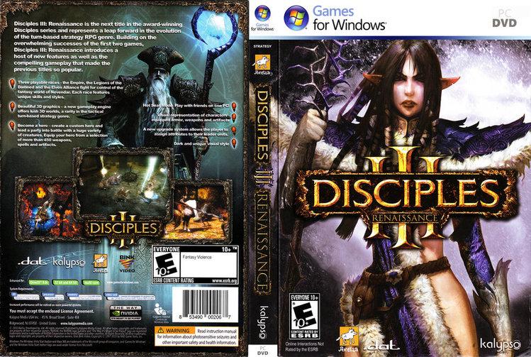 Скачать nocd nodvd disciples 3, скачать nocd crack для unreal.
