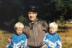 Посмотреть все фотографии серии дети и папа