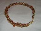 Круглые сережки из бисера схемы, вязание крючком с бисером мастер.