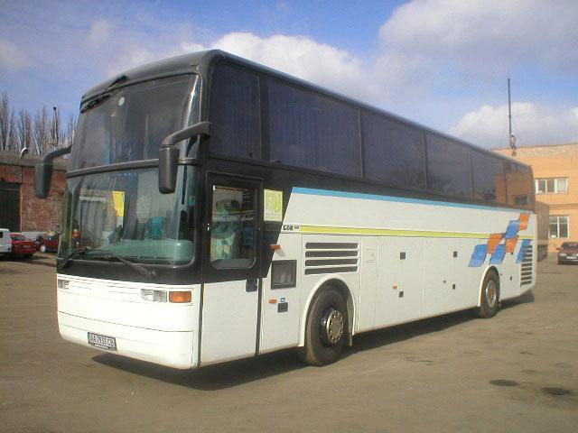 вольво 49 автобус фото