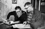 Посмотреть все фотографии серии Братья Стругацкие