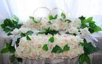 Посмотреть все фотографии серии украшение свадебного кортежа