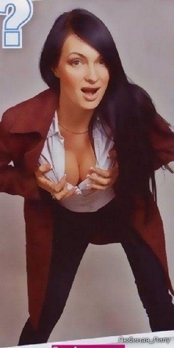 откровенные фото жени феофилактовой