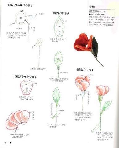 From gallery: сваги выкройки, выкройка цветы & выкройка.