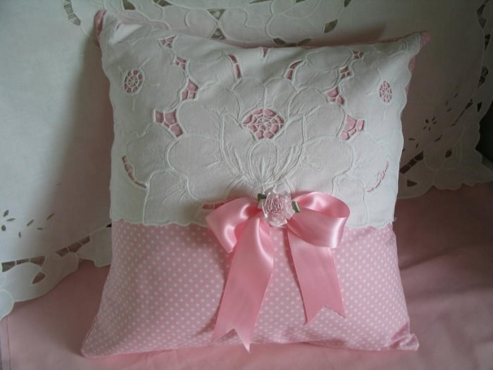 fabric pillows to sew