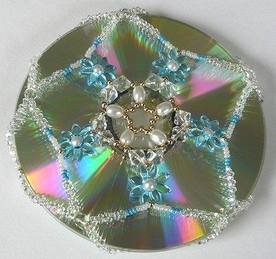 CD диски для очень умелых ручек