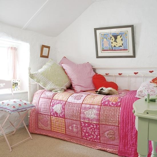 girls bedroom decorating ideas  little girls theme