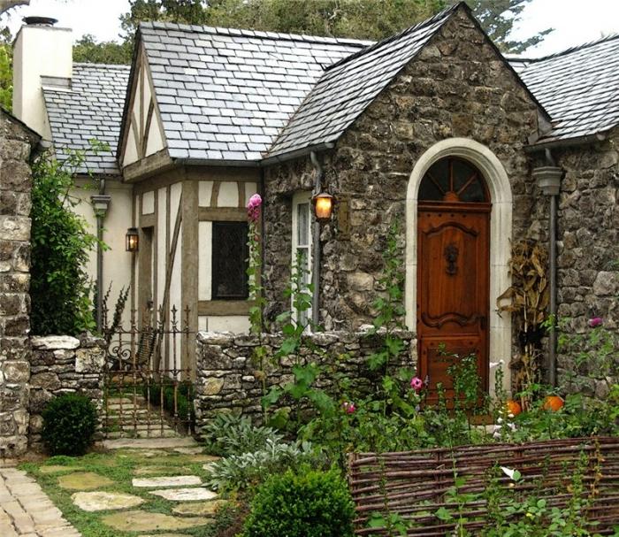 Красивые садовые домики 2