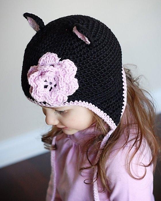 Детские шапки идеи.  44.
