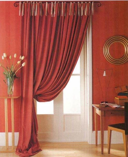 Красивые, изысканные шторы - это истинное украшение окна, изысканное дополнение к интерьеру, несомненная изюминка...
