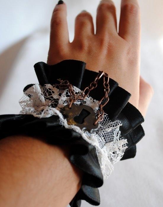 Манжета браслет своими руками