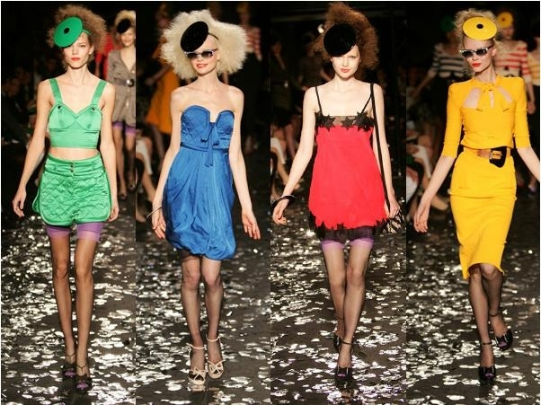 Стиль одежды: Ретро - использование в более или менее модифицированном...