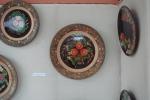 Декоративное панно. Роспись тарелок, автор Коновалова Валентина Леонтьевна