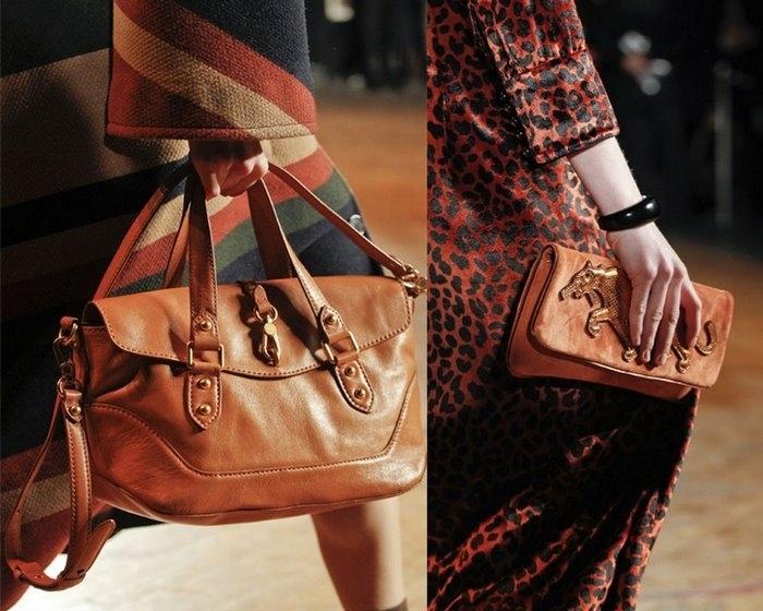 ...приоритетах модных новинок.  Источник.  Модные сумки осень-зима 2011...