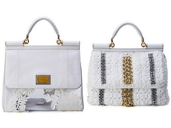 Часть 1 - Шикарная коллекция Dolce & Gabbana лето 2011 Часть 2. Летнее...