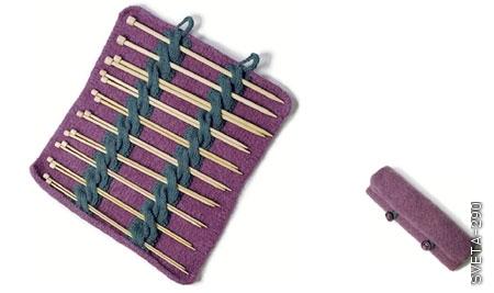 欣赏:编织工具包包 - maomao - 我随心动
