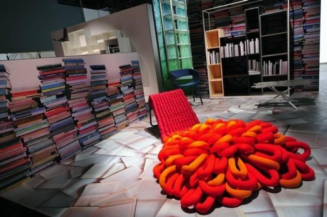Выставка предметов дизайна