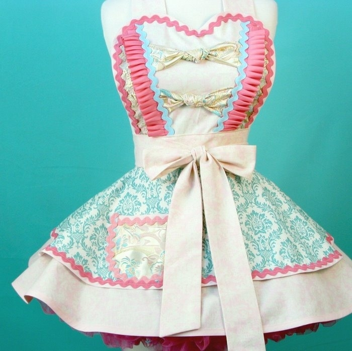 beautiful apron