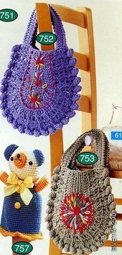 漂亮的爱尔兰钩包(36) - 柳芯飘雪 - 柳芯飘雪的博客