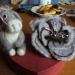 ослик Яша и брошечка