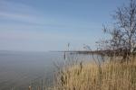 Южный берег Каховского моря.