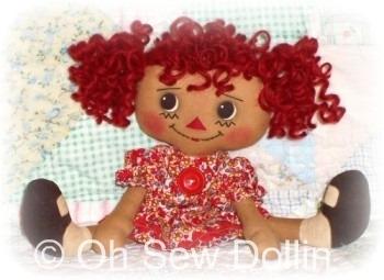 Фото мастер-класс по шитью рыжика 3468412_p-cutiepie