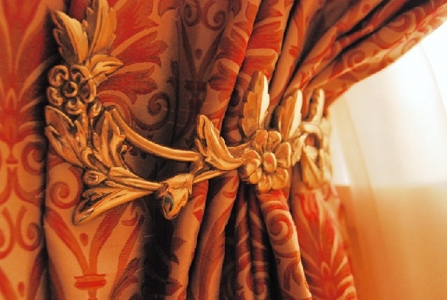 декор штор своими руками