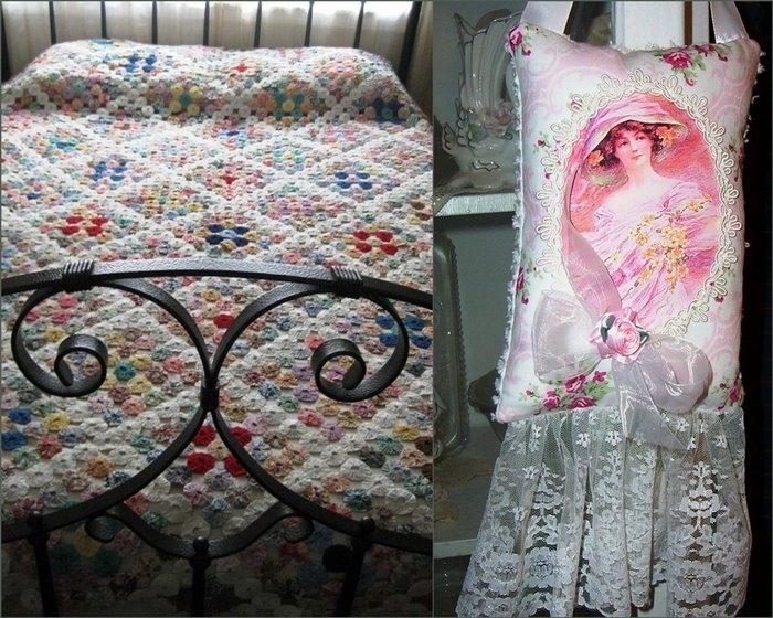 3524746 tablecloths and bedspreads 2012 El Emeği Koltuk Örtüleri, El Emeği Yatak Örtüleri, El Örgüsü Ev Aksesuarları, Son Modelleriyle Örgü Dikme Ev Aksesuar Modelleri