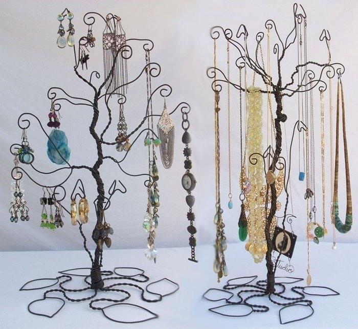 Как сделать дерево из проволоки своими руками