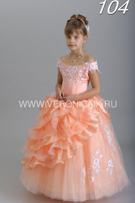Платье на выпускной в садик своими руками мастер класс 41