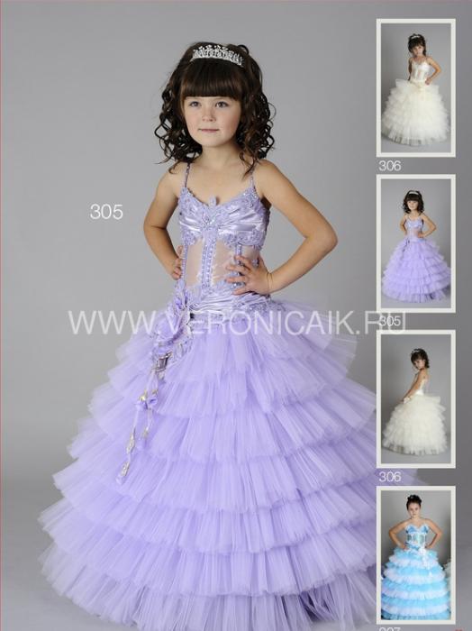 У нас большой выбор нарядных платьев для выпускного в детский садик и.