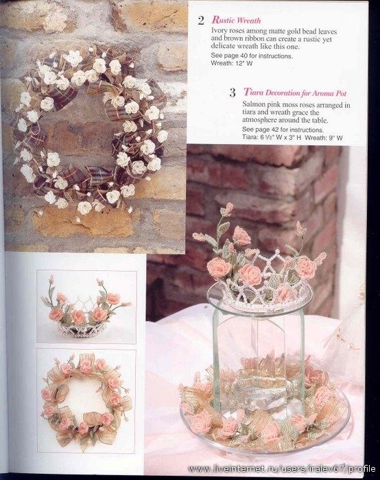 цветы. цветы из бисера. бисер. схемы.  Нравится Поделиться.  Суббота, 16 Июля 2011 г. 19:35 (ссылка) Процитировано.