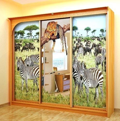 Шкафы детские в дизайне фото