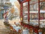 Париж на осенние каникулы (8 дней).  Программа тура.  Автобусная экскурсия в Версаль.  Прогулка на кораблике по Сене.