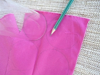 Ещё один вариант розы из ткани 3658370_2