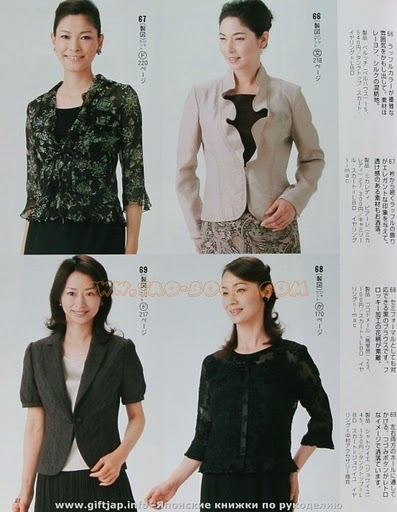выкройка блузки, как сшить блузку