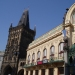 Старые ворота в Прагу