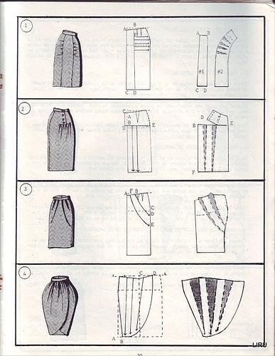 Эскизы платьев и готовые изделия от Versace.  LiveInternetLiveInternet.