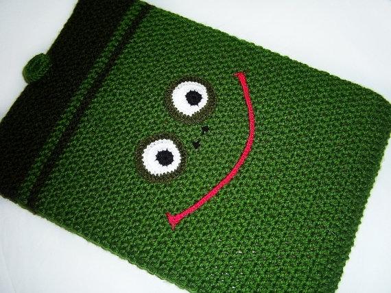 针织的笔记本电脑套 - maomao - 我随心动