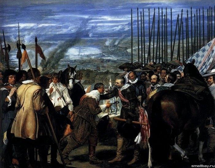 Сдача Бреды 1635