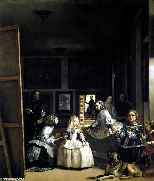 Менины 1657