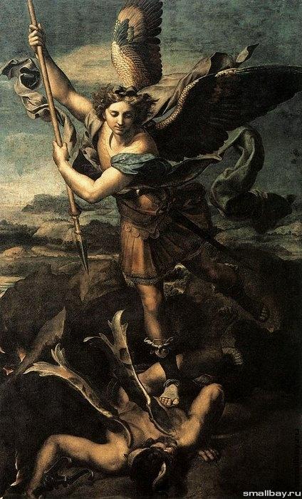 Святой Михаил и Дьявол 1518