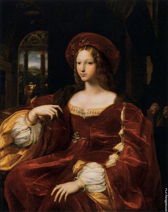 Иоанна Арагонская 1518