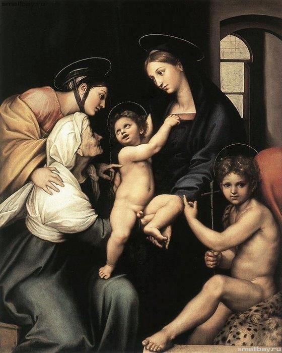 Мадонна дель Импанната, 1514