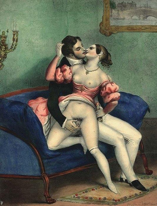 Порно в искустве